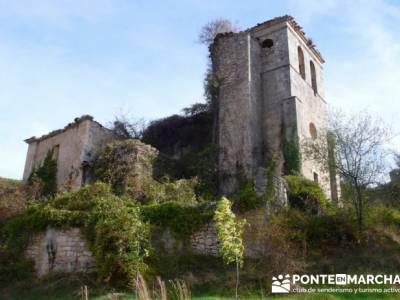 Cañones y nacimento del Ebro - Monte Hijedo;mochilas de trekking;sierra de gredos senderismo